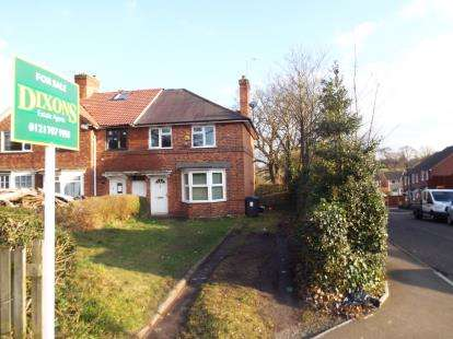 End Of Terrace House for sale in Shirley Road, Acocks Green, Birmingham