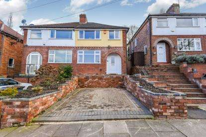 3 Bedrooms Semi Detached House for sale in Nigel Avenue, Northfield, Birmingham, West Midlands