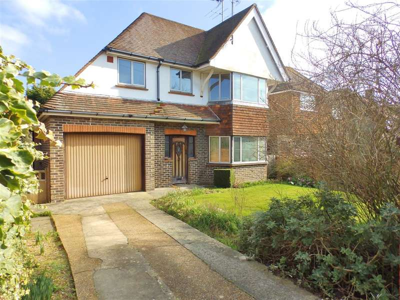 4 Bedrooms Detached House for sale in Baldwin Avenue, Eastbourne