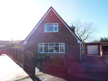 3 Bedrooms Bungalow for sale in Saxon Hey, Fulwood, Preston, Lancashire, PR2