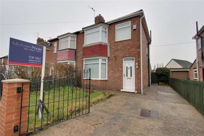 3 Bedrooms Semi Detached House for sale in Premier Road, Town Farm