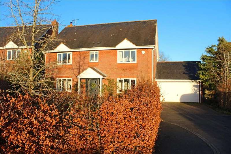 6 Bedrooms Detached House for sale in Nutchers Drove, Kings Somborne, Stockbridge, Hampshire, SO20