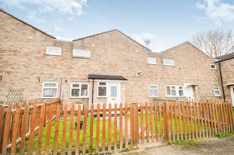 3 Bedrooms Terraced House for sale in Court Five, Hemingway Road, Witham, CM8 2QR