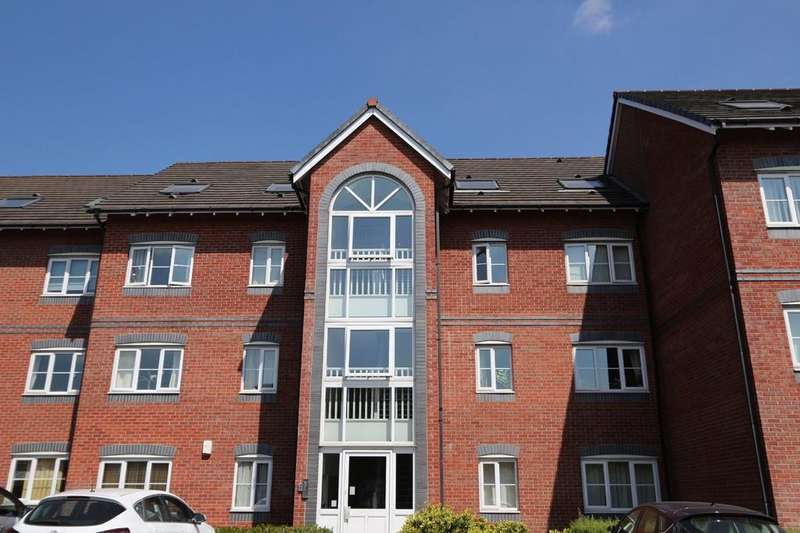 2 Bedrooms Apartment Flat for sale in 140 Dean Road, Cadishead, Manchester