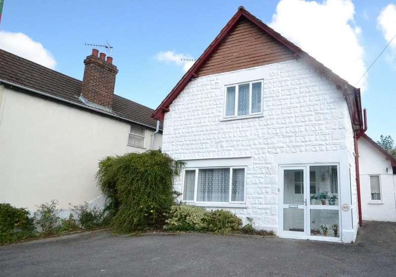 3 Bedrooms Detached House for sale in Woodbridge Road, Ipswich IP4 4NX
