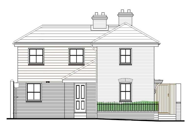 3 Bedrooms Detached House for sale in Middle Road, Fulflood, Winchester, SO22