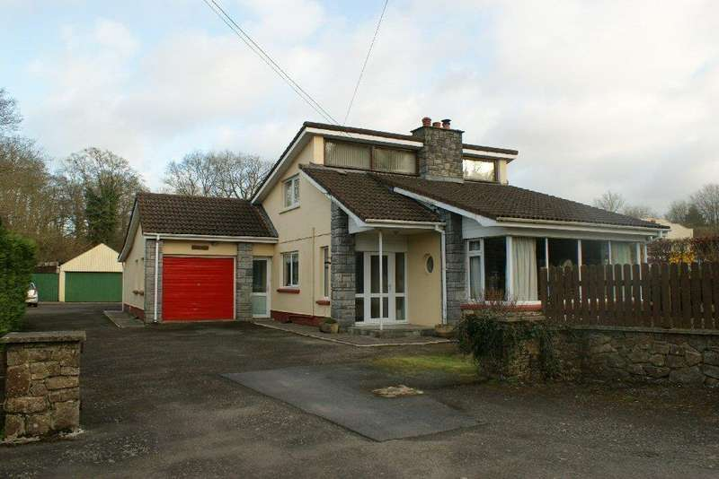 5 Bedrooms Detached House for sale in Pentre-cwrt, Llandysul, Carmarthenshire SA44