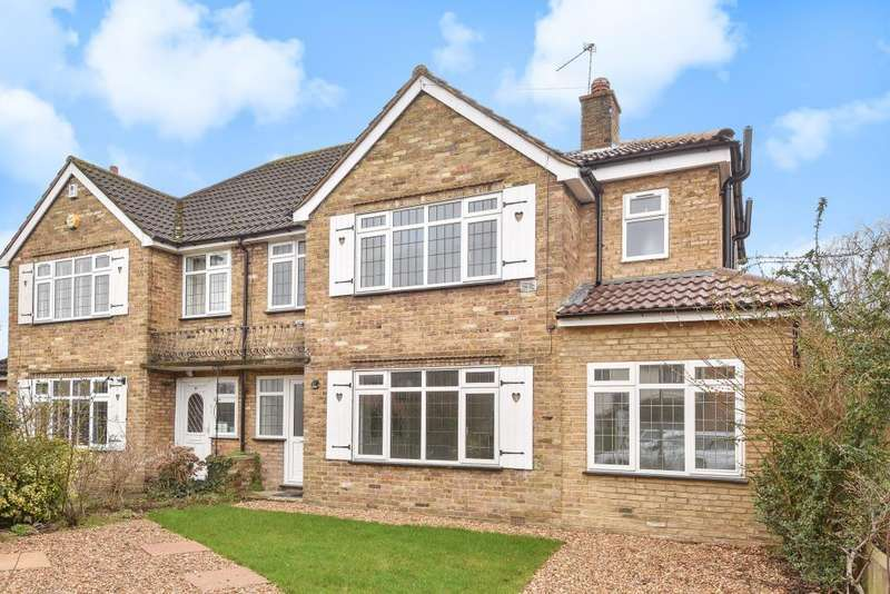 4 Bedrooms House for sale in Oaks Road, Staines-Upon-Thames, TW19