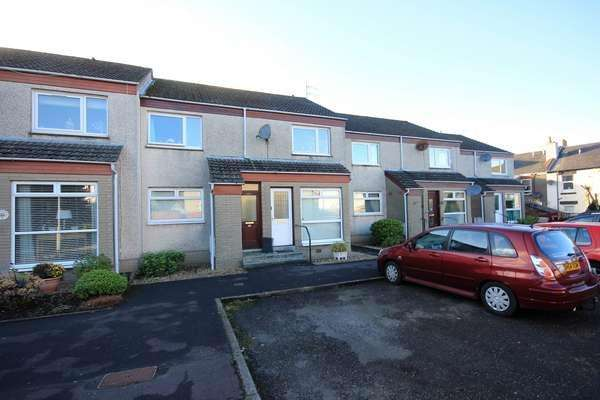 2 Bedrooms Flat for sale in 18 Park View, Largs, KA30 9HN