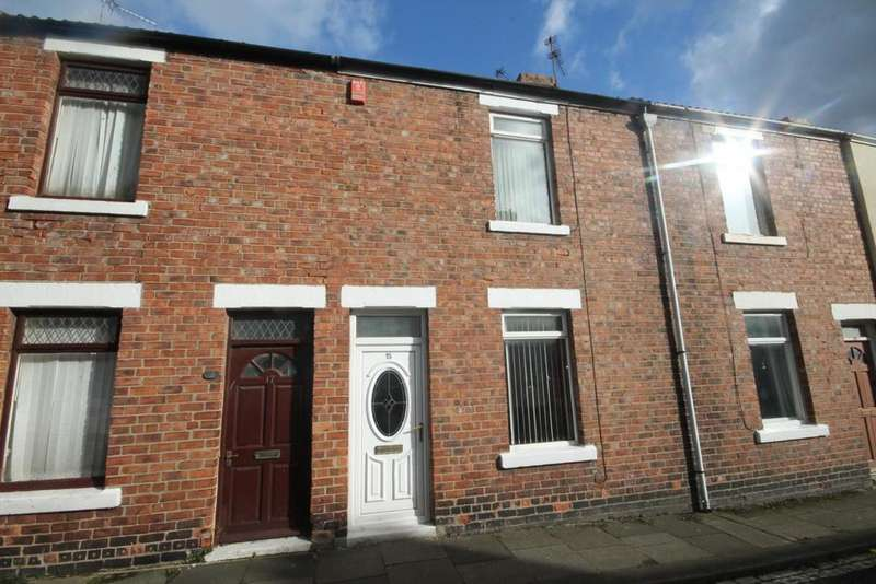 2 Bedrooms Terraced House for rent in Co-Operative Street, Shildon