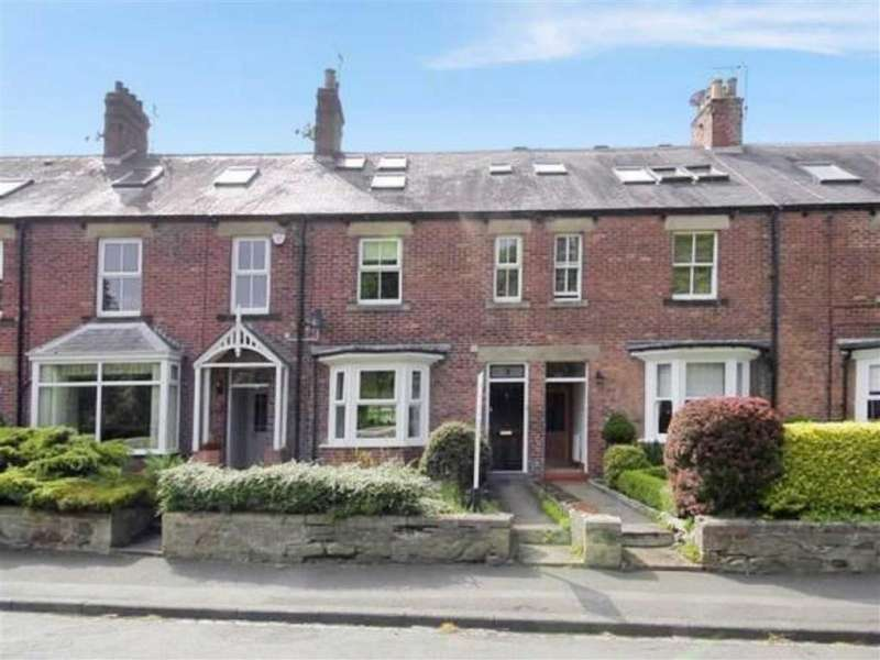 5 Bedrooms Terraced House for sale in Abbey Terrace, Northumberland