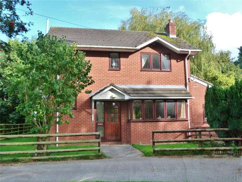 3 Bedrooms Detached House for sale in Wilding Street, Crewe, Cheshire, CW1