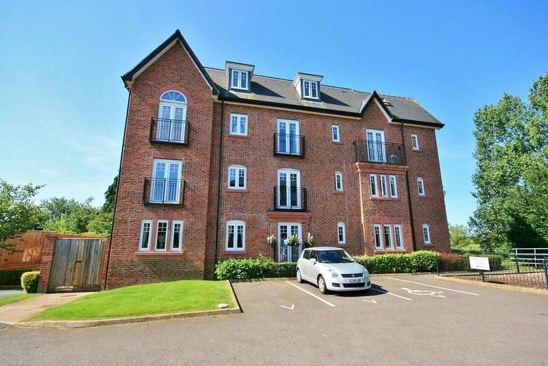 1 Bedroom Apartment Flat for sale in Wheelock House, Barony Road, Nantwich, Cheshire, CW5