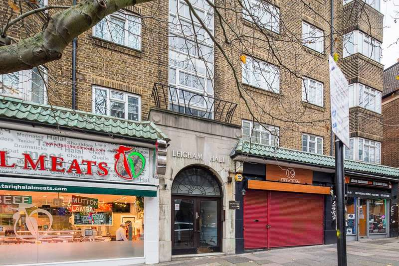 2 Bedrooms Apartment Flat for sale in Leigham Hall Parade, Streatham High Road, Streatham, London SW16