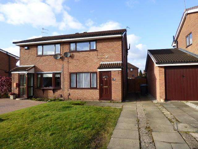 2 Bedrooms House for sale in Mansfield Close, Birchwood, Warrington