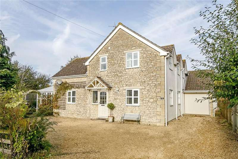 4 Bedrooms Detached House for sale in High Street, Sutton Benger, Chippenham, Wiltshire, SN15