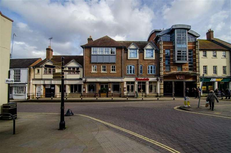 1 Bedroom Apartment Flat for sale in Wulstan Suite, Worcester, WR1