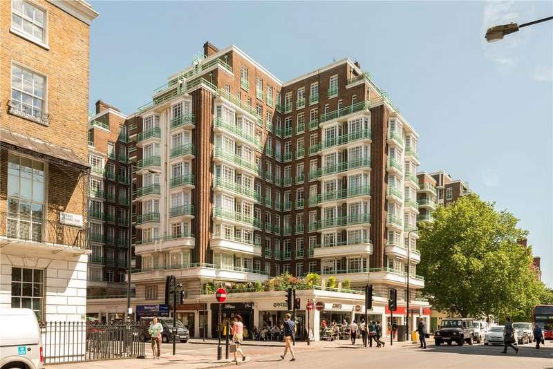 2 Bedrooms Flat for sale in Dorset House, Gloucester Place, London