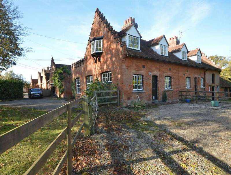 2 Bedrooms Cottage House for sale in Newton Hall Cottages, Great Dunmow
