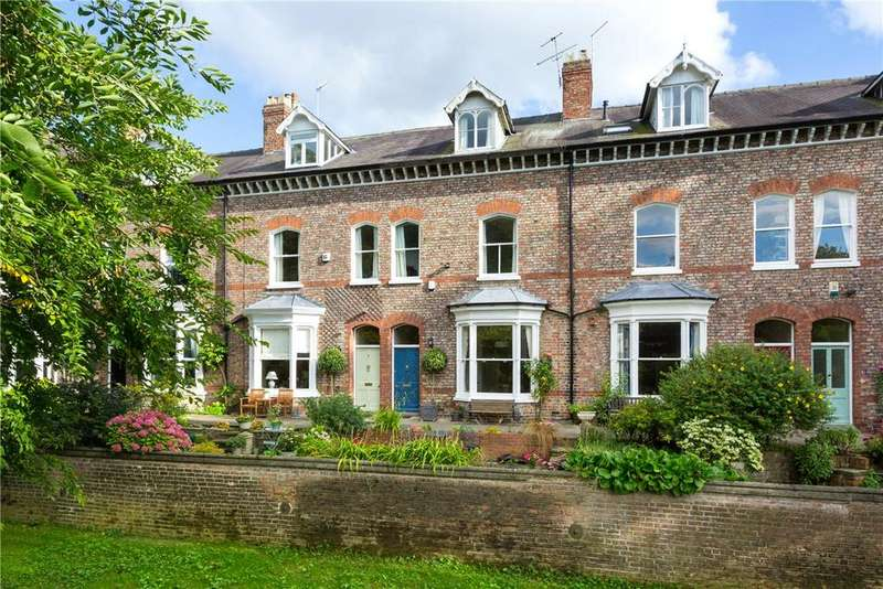5 Bedrooms Terraced House for sale in Holly Terrace, York, YO10