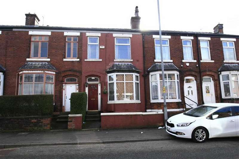 4 Bedrooms Terraced House for sale in 167, Ashfield Road, Rochdale, OL11