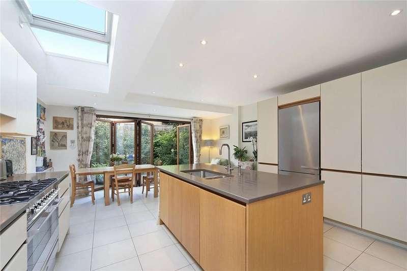 5 Bedrooms Terraced House for sale in Gowan Avenue, London, SW6