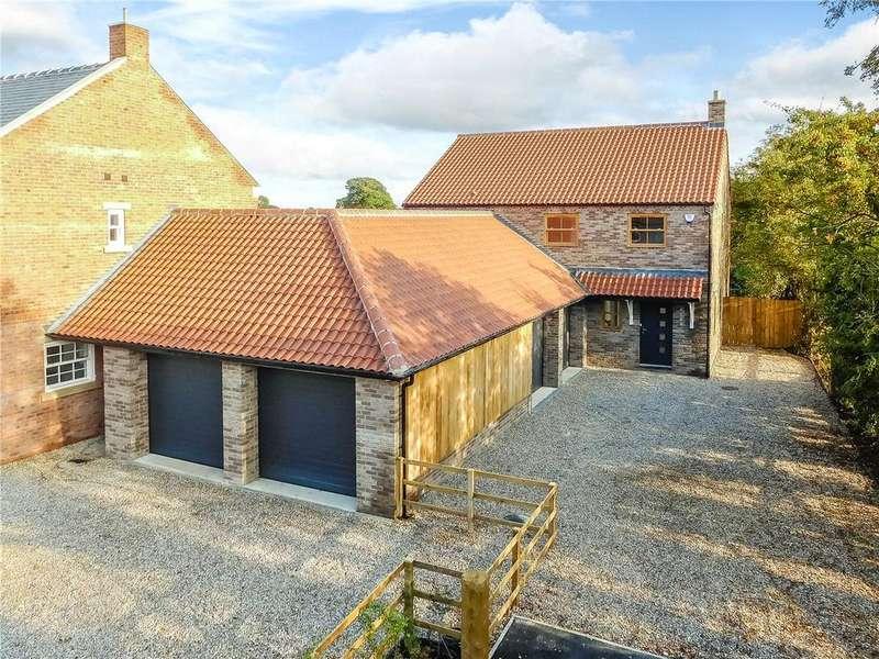 4 Bedrooms Detached House for sale in West Barn, Stump Cross Farmstead, Boroughbridge, North Yorkshire, YO51