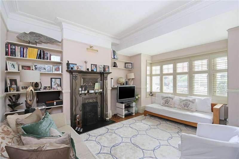 5 Bedrooms Semi Detached House for sale in Glebe Road, Barnes, SW13