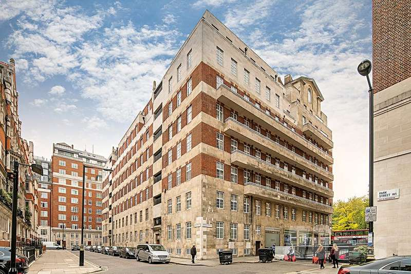 4 Bedrooms Flat for sale in Aldford House, Park Street, Mayfair, W1K
