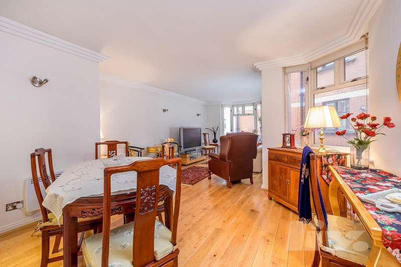 2 Bedrooms Apartment Flat for sale in Bloomfield Court, Bourdon Street, West End, W1K