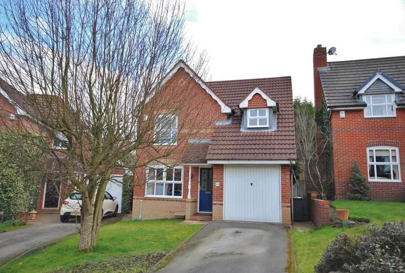 3 Bedrooms Detached House for sale in Beverley Way, Tytherington