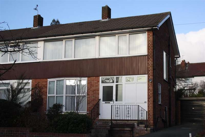 3 Bedrooms House for rent in Victoria Mount, Horsforth, Leeds