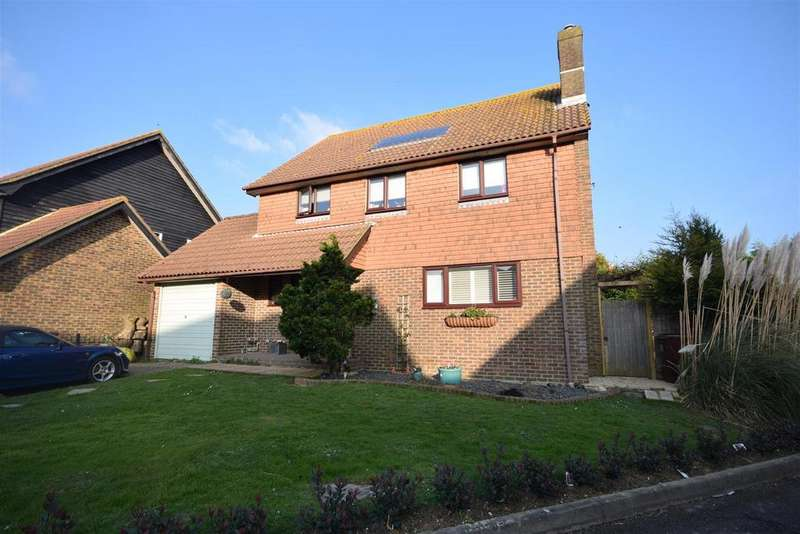 4 Bedrooms Detached House for sale in Oast House Field, Icklesham