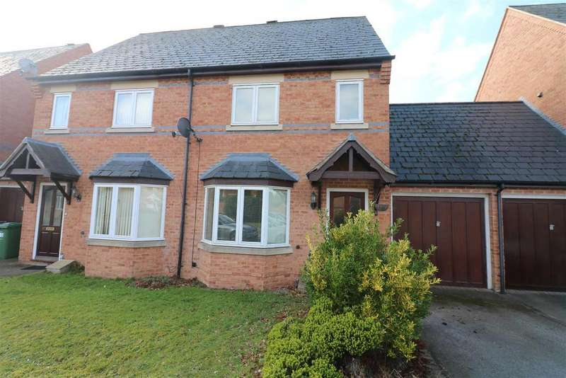 2 Bedrooms Semi Detached House for rent in Mollington Grove Hatton Park