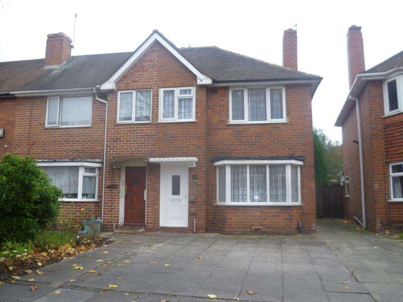 3 Bedrooms Terraced House for rent in Hathersage Road, Great Barr, B42 2RY