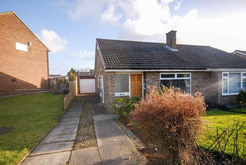 2 Bedrooms Bungalow for sale in Hartland Drive, Birtley