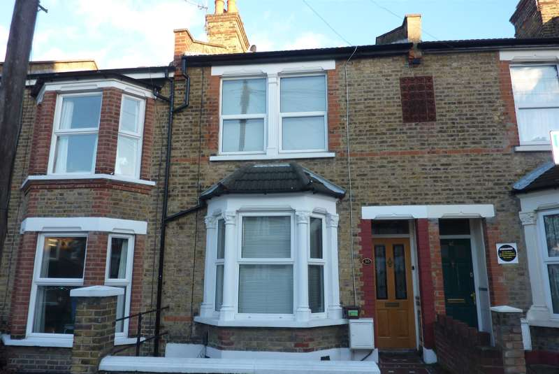 2 Bedrooms Terraced House for sale in Chancelot Road, Abbey Wood, London, SE2 OND