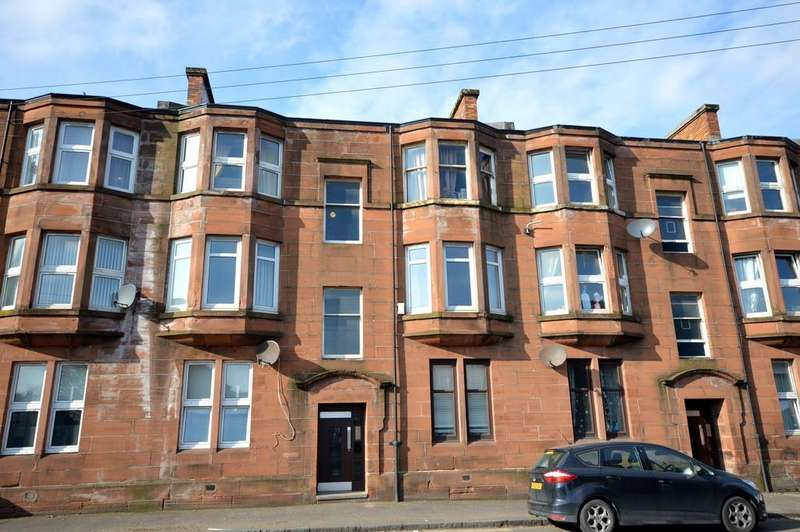 2 Bedrooms Flat for sale in Whitecrook Street, Clydebank G81 1QW