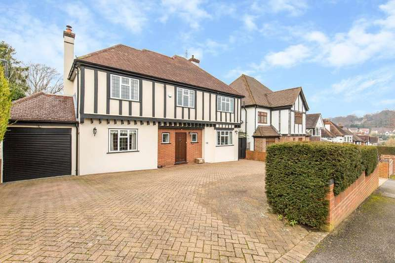 6 Bedrooms Detached House for sale in West Hill, Sanderstead, South Croydon, Surrey, CR2 0SB