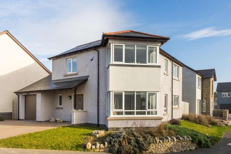 3 Bedrooms Detached House for sale in Plot 11, OverSands View, Grange-Over-Sands, LA11 7BW