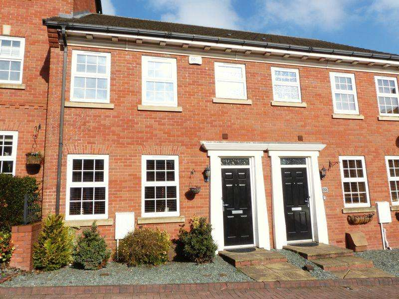 3 Bedrooms Terraced House for sale in Grange Drive, Streetly