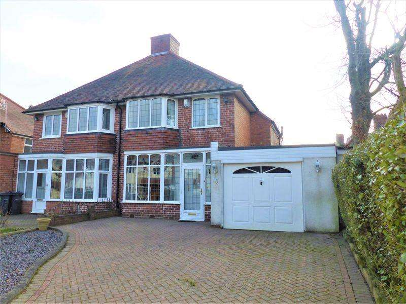 3 Bedrooms House for sale in Welford Road, Boldmere