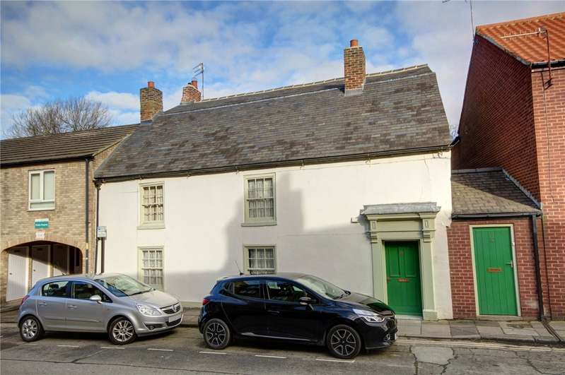 4 Bedrooms Terraced House for sale in Allergate, Durham City, DH1