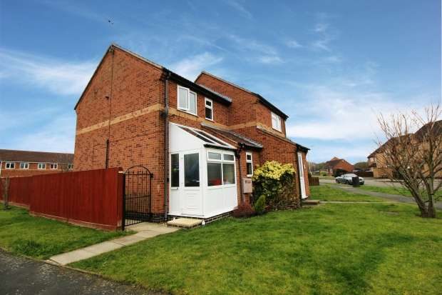 2 Bedrooms Property for sale in Double Rail Close, Wigston, Leicestershire, LE18 4NN