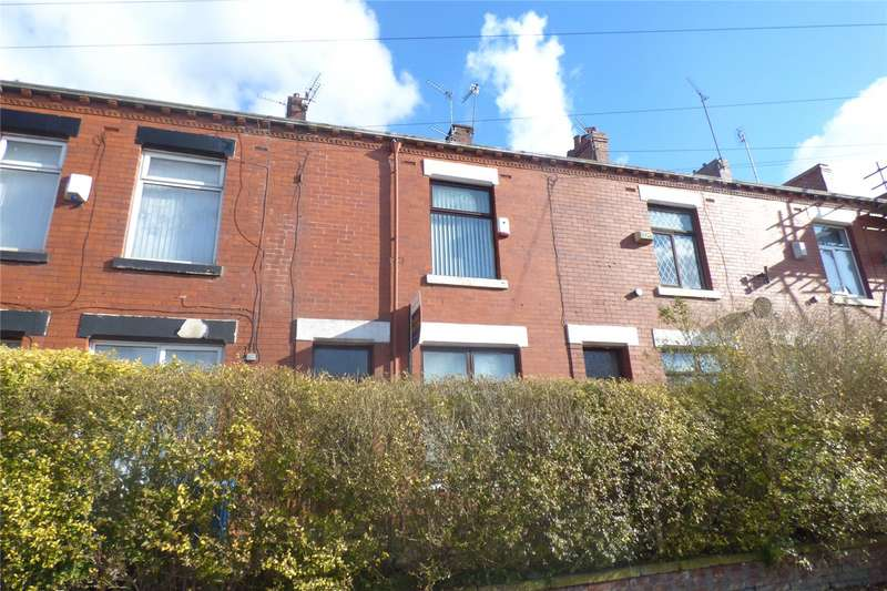 2 Bedrooms Terraced House for sale in Pelham Street, Hathershaw, Oldham, Greater Manchester, OL8