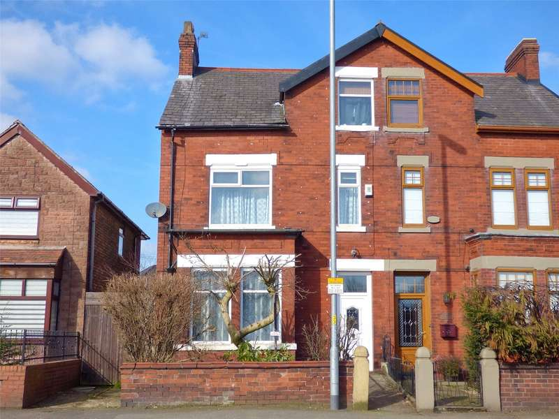 4 Bedrooms Semi Detached House for sale in Rochdale Road, Middleton, Manchester, M24