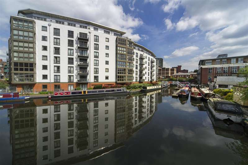2 Bedrooms Apartment Flat for sale in Liberty Place, Sheepcote Street, Birmingham