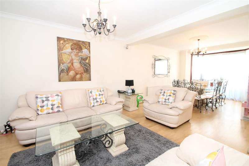 3 Bedrooms End Of Terrace House for sale in Ashgrove, Palmers Green, London N13