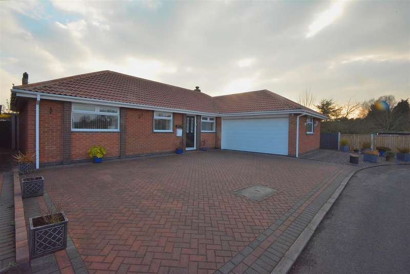 3 Bedrooms Detached Bungalow for sale in Heath Gardens, Breaston