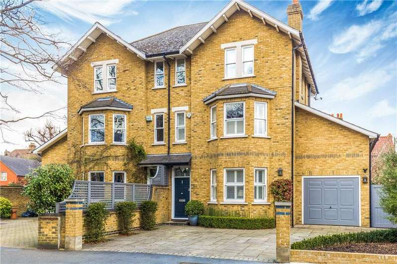 5 Bedrooms Semi Detached House for sale in Ridgway Place, Wimbledon Village, London, SW19
